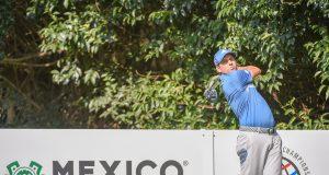 Sergio García, en Chapultepec © Golffile | Ken Murray