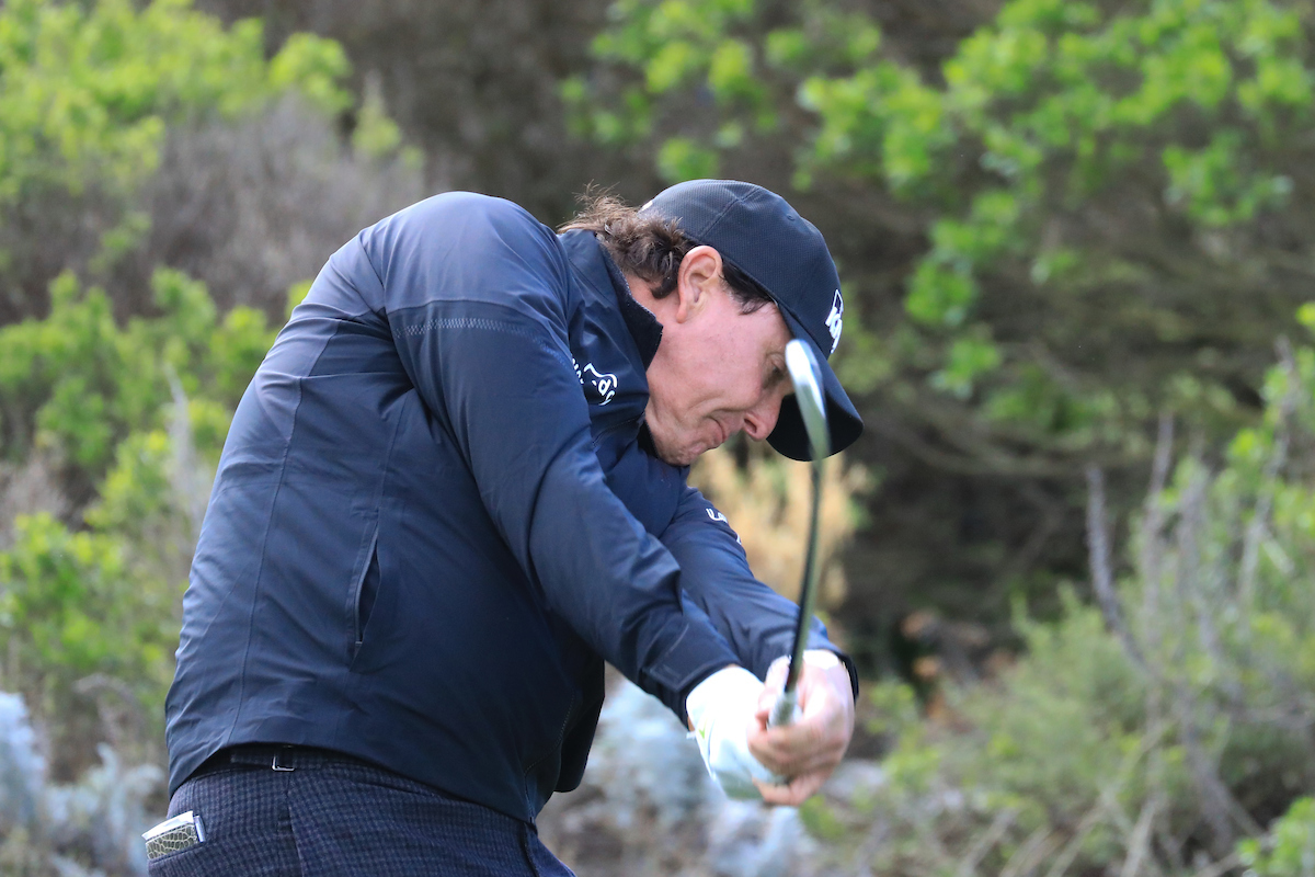 Phil Mickelson. © Golffile | Phil Inglis