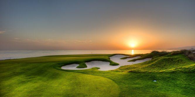 Vista del Al Mouj Golf. © Al Mouj Golf