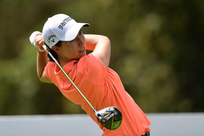 Carlota Ciganda. © Naratip Golf Srisupab/Golffile