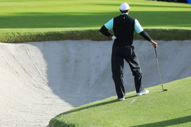 Tiger Woods. © Golffile | Phil Inglis