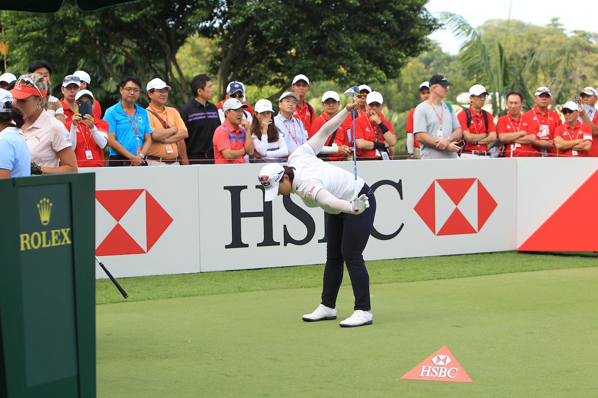 Amy Yang. © Golffile   Thos Caffrey
