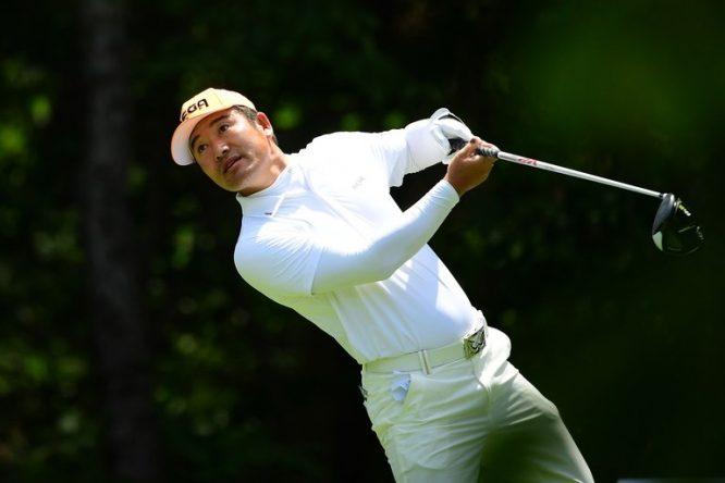 Ho Sung Choi. © Asian Tour