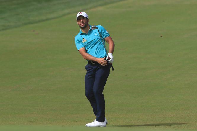 Adrián Otaegui. © Golffile | Thos Caffrey