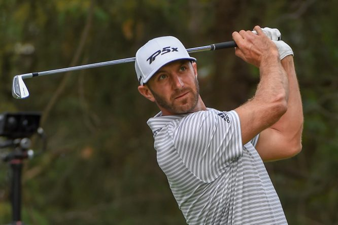 Dustin Johnson, campeón del WGC México Championship. © Golffile | Ken Murray