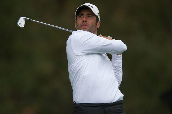 Adrián Otaegui. © Golffile | Anthony Powter