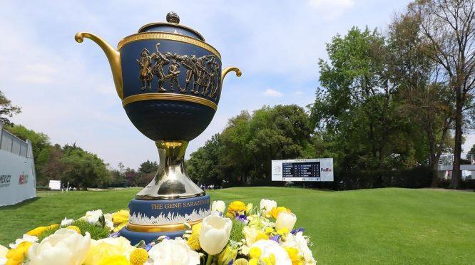 Trofeo del WGC México Championship © European Tour