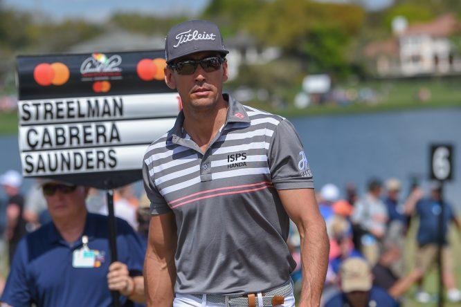 Rafa Cabrera Bello, durante la segunda ronda del Arnold Palmer Invitational. © Golffile | Ken Murray