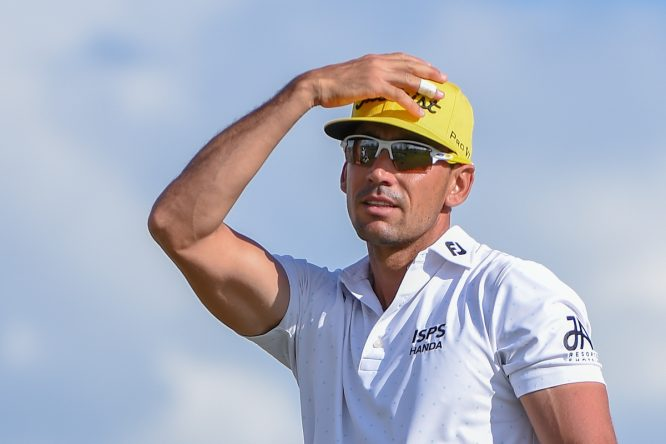 Rafa Cabrera Bello en el Arnold Palmer Invitational 2019. © Golffile | Ken Murray