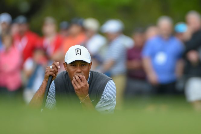 Tiger Woods © Golffile | Ken Murray