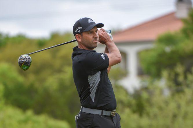 Sergio García © Golffile | Ken Murray