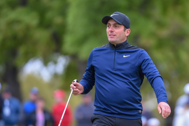 Francesco Molinari. © Golffile | Ken Murray