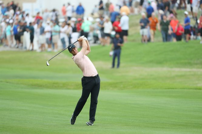 Lucas Bjerregaard. © Getty Images