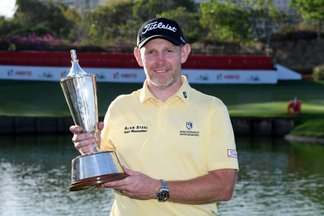Stephen Gallacher. © Getty Images