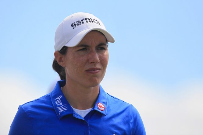 Carlota Ciganda © Golffile | Thos Caffrey