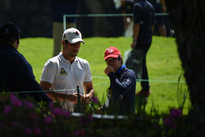 Adrián Otaegui. © Golffile | Ken Murray