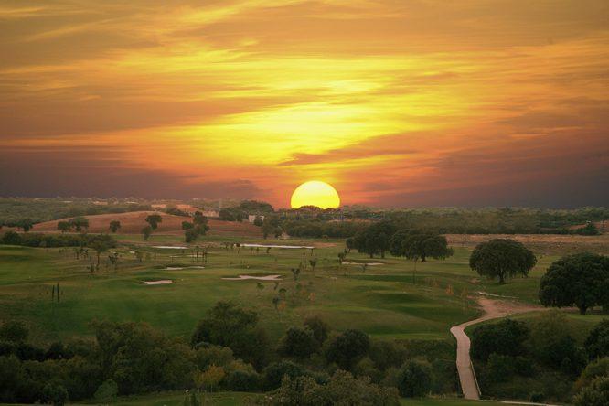 El precioso recorrido de Golf Valdeluz en Guadalajara.