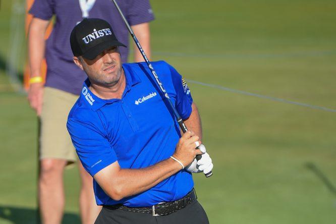 Ryan Palmer. © Golffile | Ken Murray