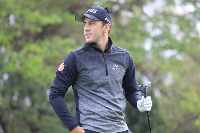 Scott Fernández. © Golffile | Phil Inglis
