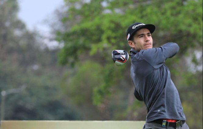 Iván Cantero. © Golffile | Phil Inglis