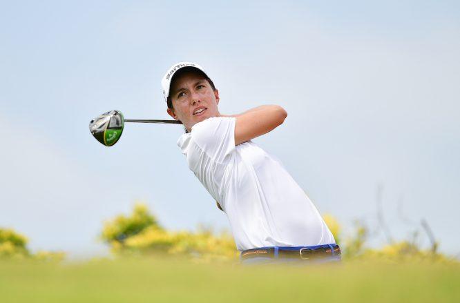 Carlota Ciganda. © Naratip Golf Srisupab/SEALs Sports Images