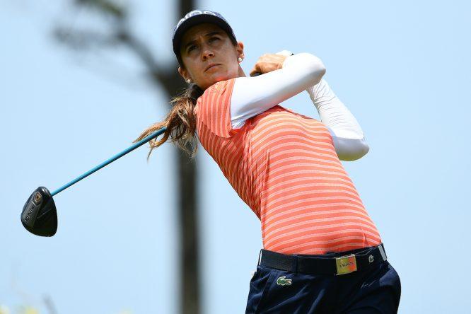 Azahara Muñoz. © Naratip Golf Srisupab/SEALs Sports Images