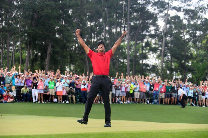 Tiger Woods. © Golffile   Fran Caffrey