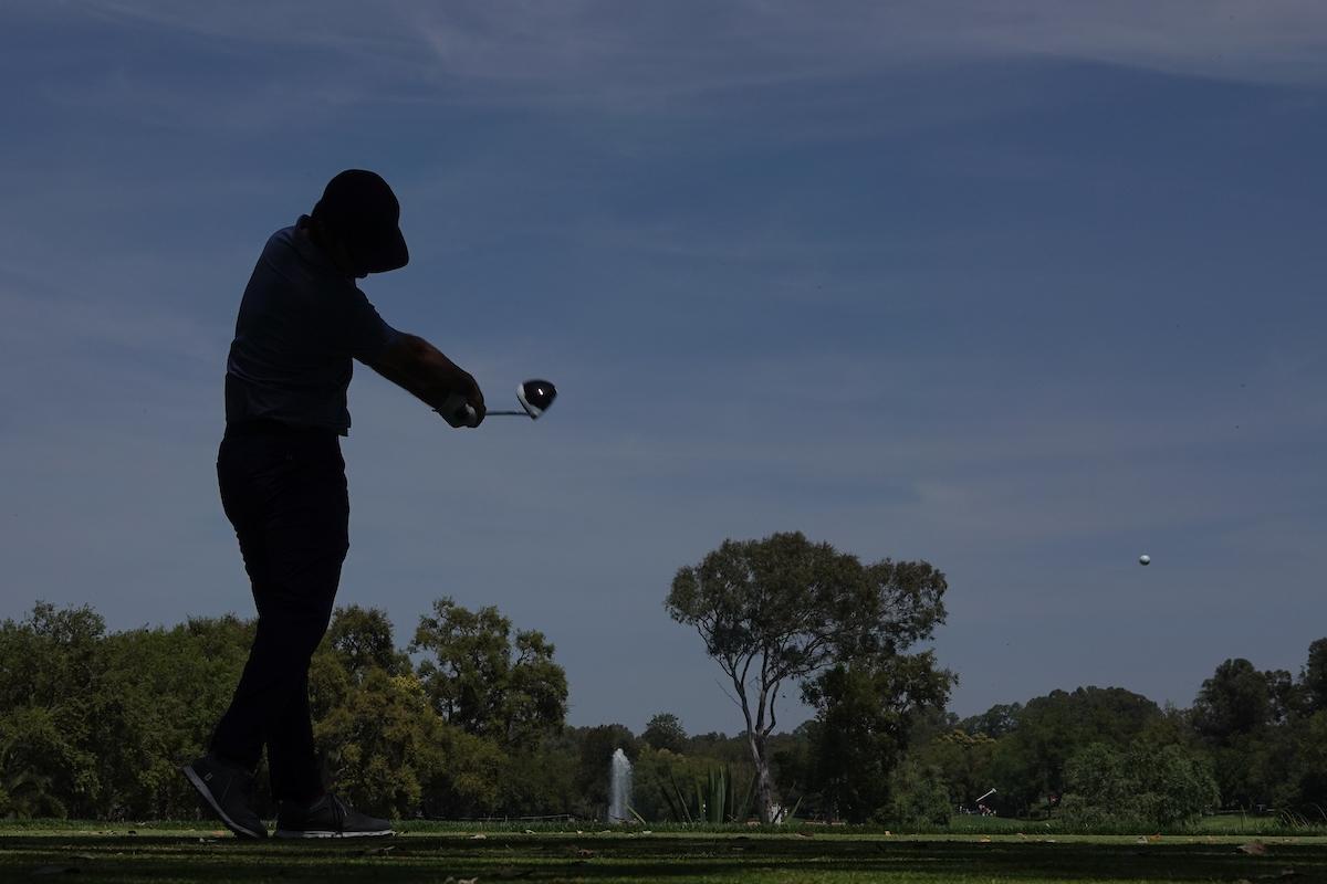 Jorge Campillo. © Golffile | Phil Inglis