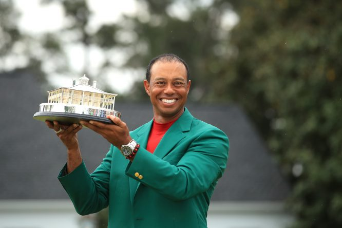 Tiger Woods. © Getty Images
