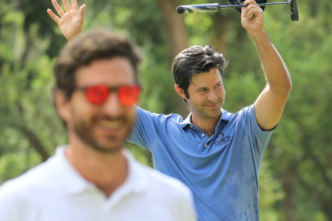 Jorge Campillo © Golffile | Phil Inglis
