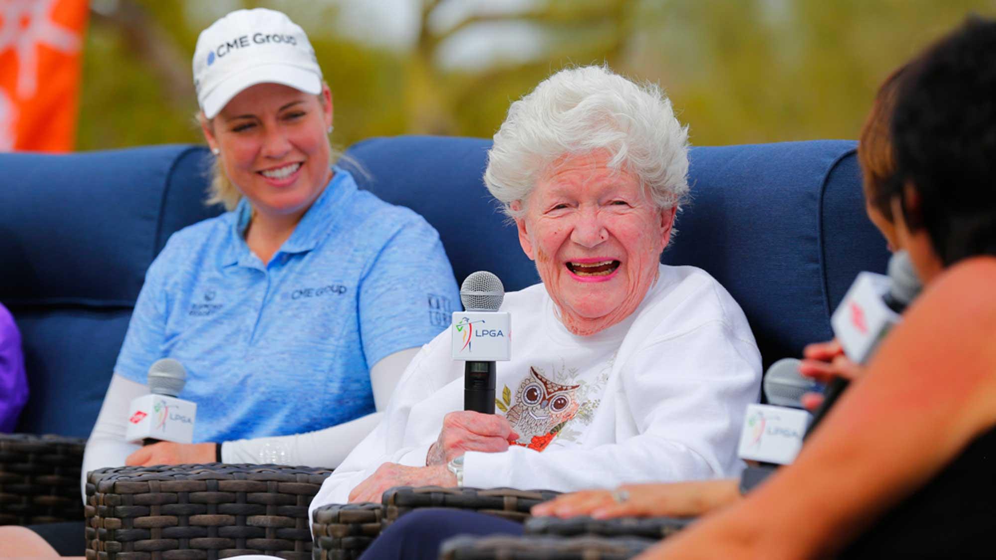 Marilynn Smith © LPGA Tour