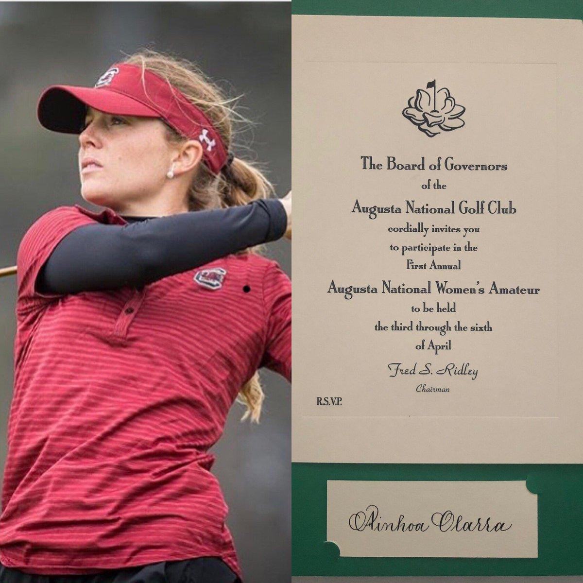 Estadounidense Jennifer Kupcho gana el primer título femenino en el Augusta National