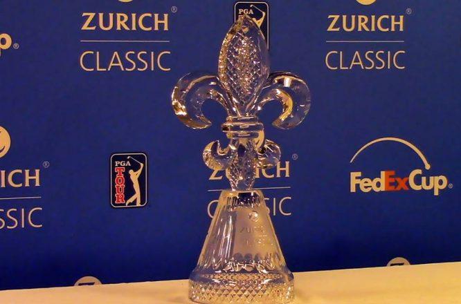 Trofeo del Zurich Classic © PGA Tour