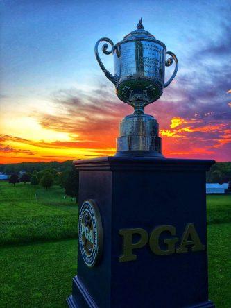 Trofeo Wannamaker del PGA Championship © PGA Championship