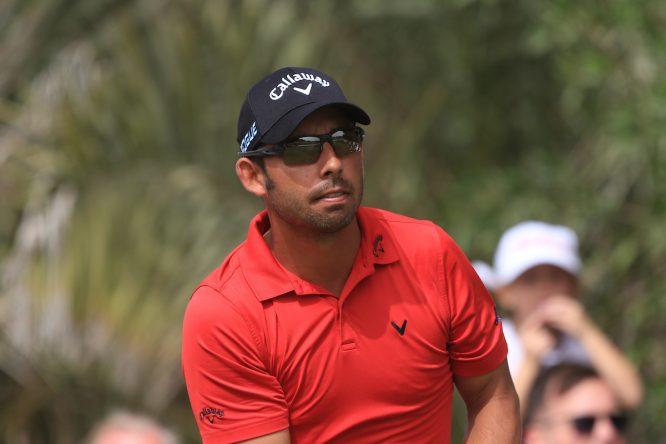 Pablo Larrazábal. © Thos Caffrey | Golffile