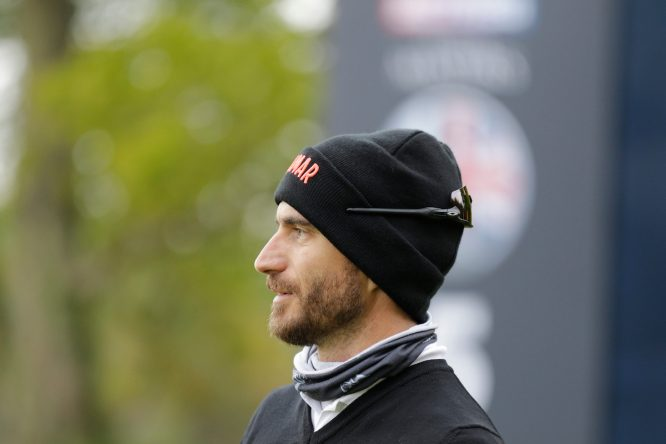 Alejandro Cañizares. © Golffile   David Kissman