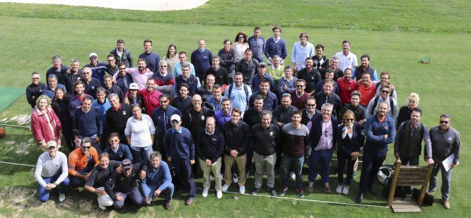 Congreso de la PGA de España en 2018.
