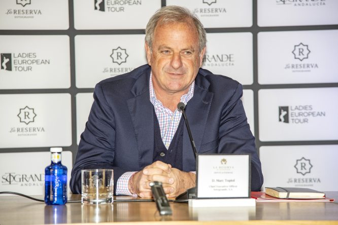 Marc Topiol, CEO de Sotogrande SA.