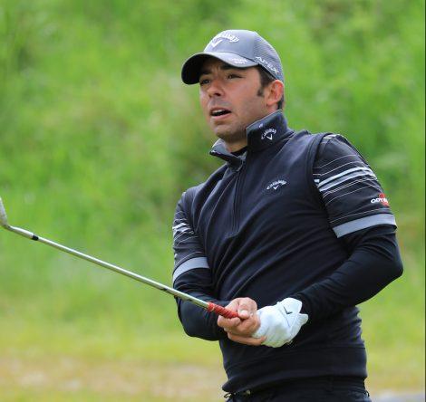 Pablo Larrazábal esta semana en Himmerland Golf. © Golffile | Phil Inglis