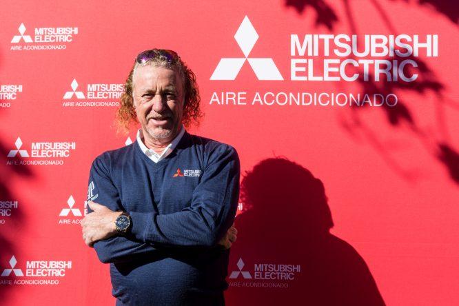 Miguel Ángel Jiménez © Mitsubishi Electric
