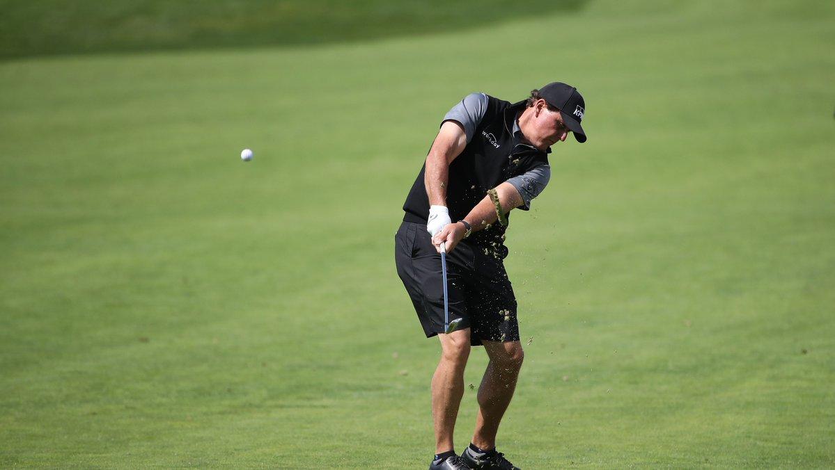 Phil Mickelson. © PGA Championship