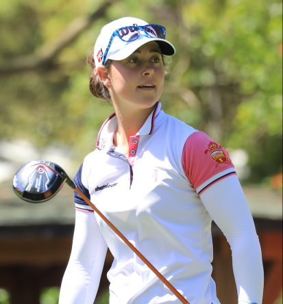 Nuria Iturrios. © Golffile | Phil Inglis