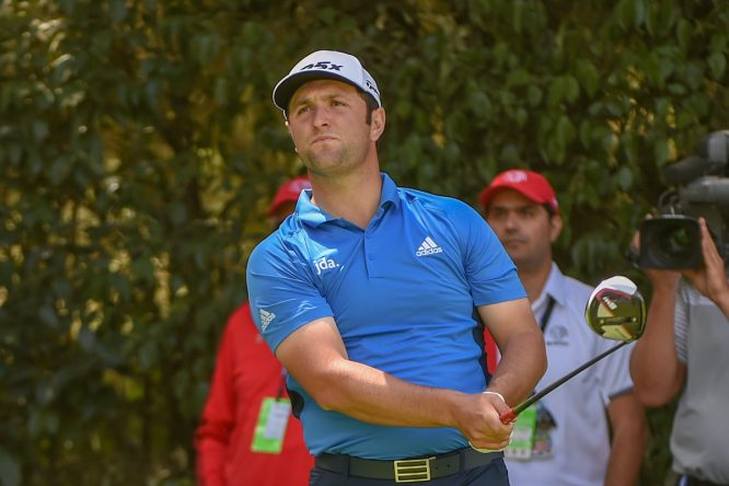 Jon Rahm. © Golffile   Ken Murray
