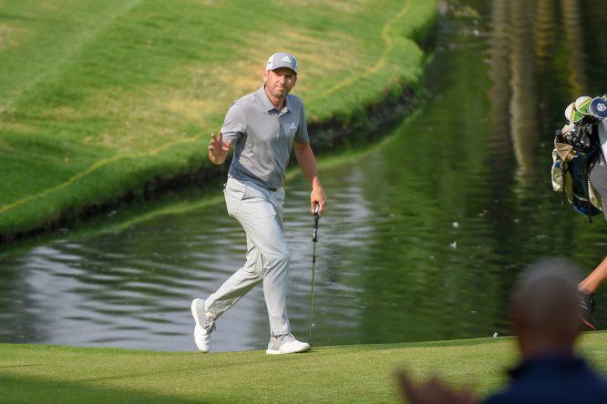 Sergio García. © Golffile   Ken Murray