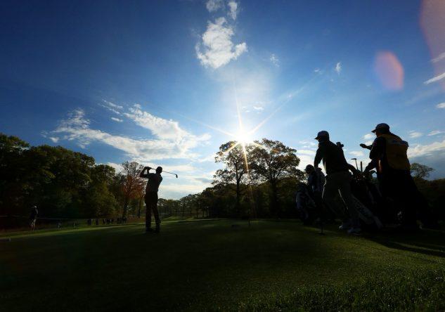 Buenas condiciones en el inicio del PGA Championship.