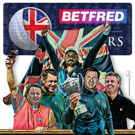 Cartel del British Masters © Betfred British Masters