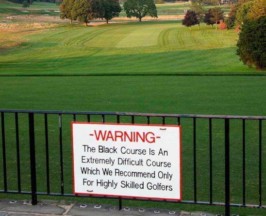 Bethpage Black Course © PGA Championship