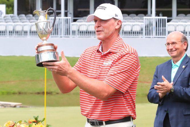 Steve Stricker © PGA Tour Champions