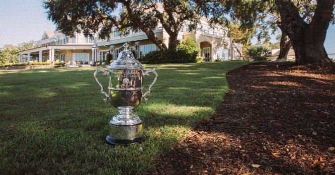 Trofeo del US Women's Open © USGA