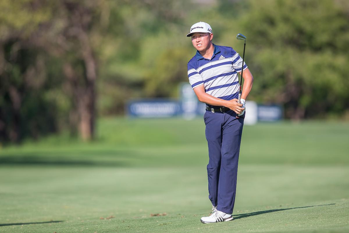 David Lipsky. © Golffile | Tyrone Winfield
